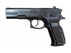 Pistol Norinco NZ 85 B, black cal.9mm luger