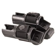 Plastic case for baton end flashlights double, rotary BH-LH-14