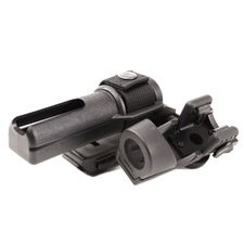 Plastic case for baton end flashlights double, rotary BH-LHU-15