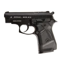 Gas pistol Atak Zoraki 914 Auto black, cal.9mm