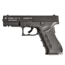 Gas pistol Atak Zoraki 917 B black, cal.9mm, P.A. Knall