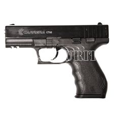 Gas pistol Carrera GT 60, cal. 9 mm shiny black