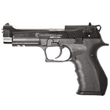 Gas pistol Carrera GTR 77, cal. 9 mm shiny black
