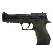 Gas pistol Carrera GTR 77, cal. 9 mm green