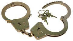 Handcuffs police 9921
