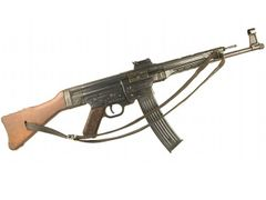 Replica rifle StG 44 with strap