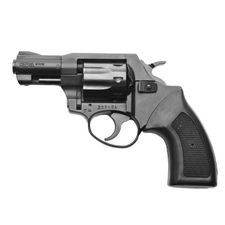 "Revolver Kora .22 WMR 2.5"" black varnish with extra cylinder .22LR"