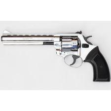 "Revolver Kora 22 LR 6"" shiny chrome"