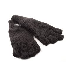 Gloves black thermo