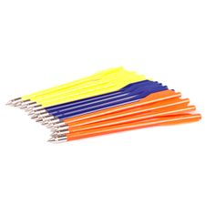 Arrows plastic for crossbow Royal 12 pcs