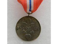 Slovak Medail of Merit