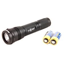 Tactical flashlight Helios 3-3 with stroboscope