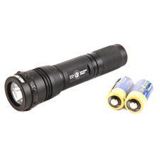Tactical flashlight Helios 3-3 with stroboscope
