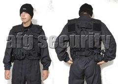 Tactical vests for a knife XL