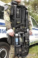 Tactical backpack UTB-01