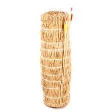 Straw target cylinder 80cm
