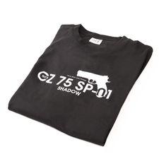Shirt CZ 75 SP-01, color black XL