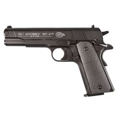 Air pistol Colt Government 1911 black, cal. 4.5mm