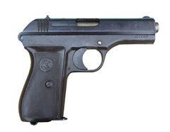 Deactivated pistol CZ 27
