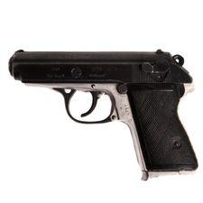 Deactivated pistol FÉG R61