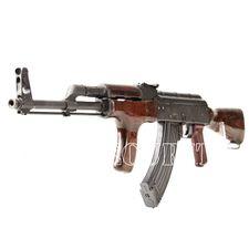 Deactivated submachine gun AK 47 Romania
