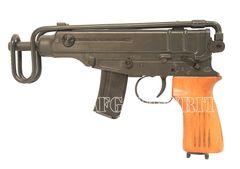 Deactivated submachine gun vz.61 Scorpion cal. 7.65 mm