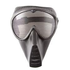 Airsoft mask medium, black