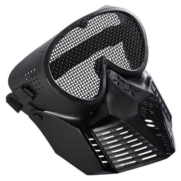 Airsoft mask Roya,l black