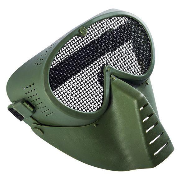 Airsoft mask Royal, green