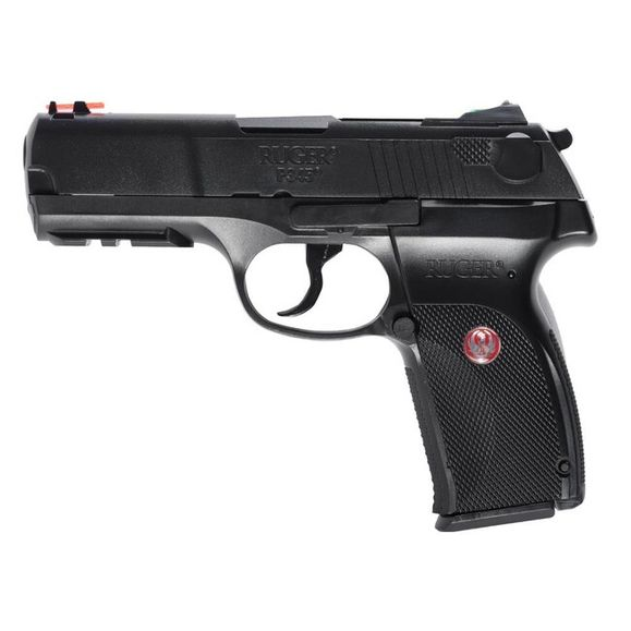 Airsoft pistol CO2 Ruger P345 black