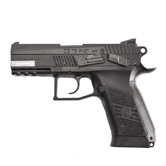 Airsoft pistol CZ 75 P07 Duty Blowback CO2 cal. 4,5 mm
