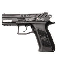 Air pistol CZ 75 P07 Duty CO2, cal. 4,5 mm
