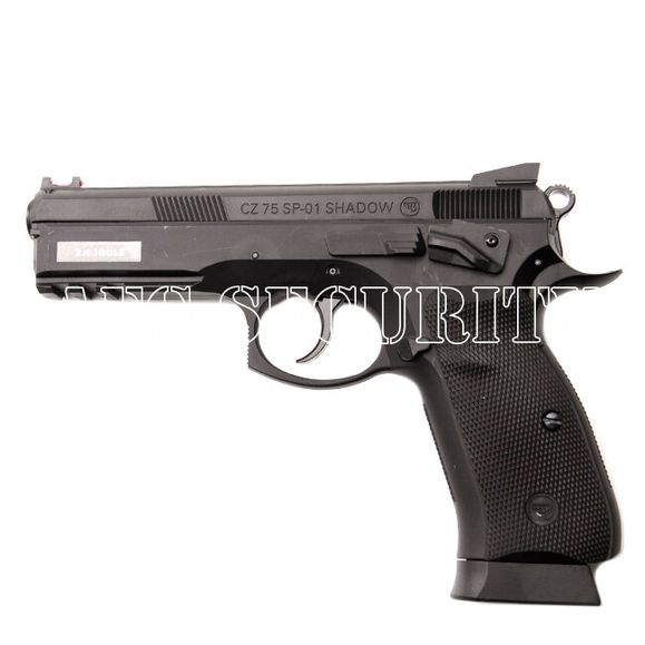 Airsoft pistol CZ 75 SP-01 CO2 Shadow, cal. 4.5 mm