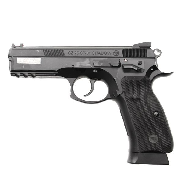 Airsoft pistol CZ 75 SP-01 Shadow, spring, cal. 6 mm