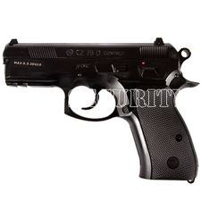 Airsoft pistol CZ 75D compact, spring 6 mm BBs