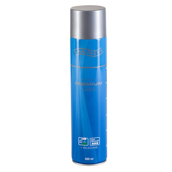 Airsoft gas Walther 600 ml