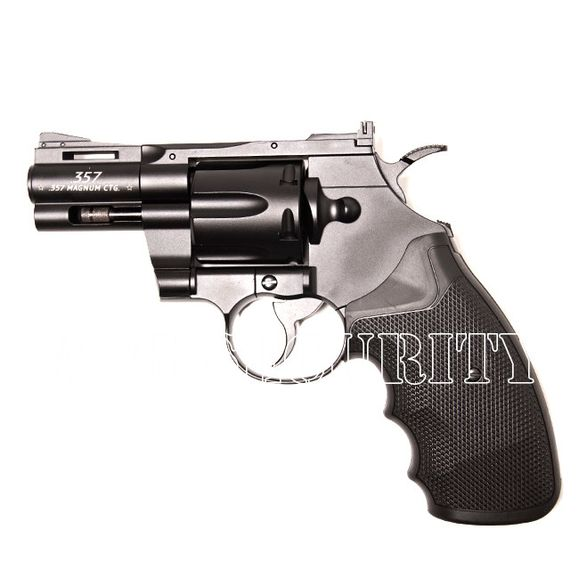 "Airsoft revolver CO2 Legends 357 2,5"" black"