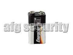 Battery Energizer 9 V type 6LR61