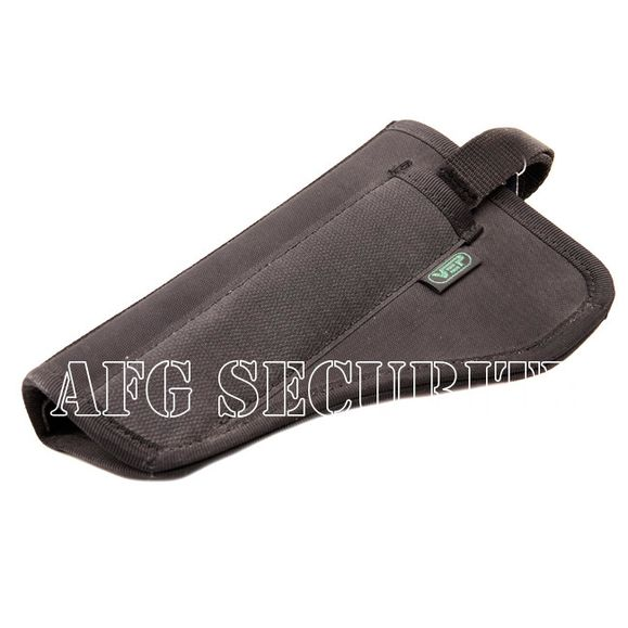 """Hip holster  Revolver 6"""" without magazine, left"""