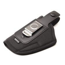 Side gun holster with steel clip Dasta 204-2/S