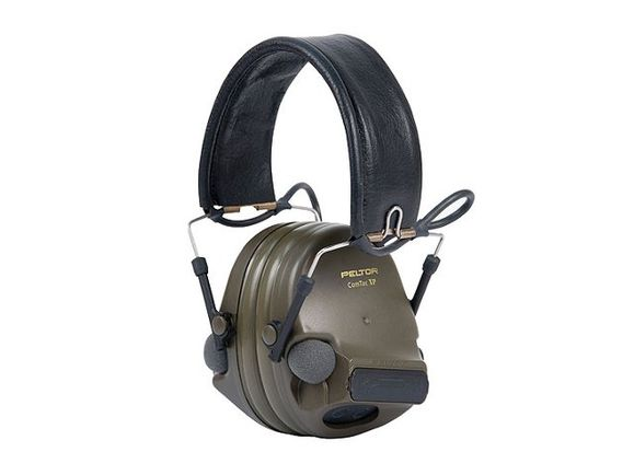 Ear protection Peltor ComTac XP