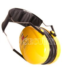Ear protectors Peltor Optime I, yellow