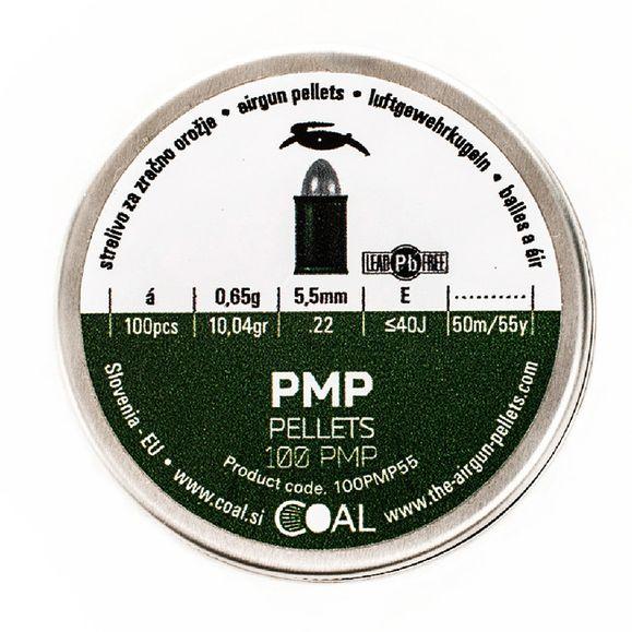 Pellets PMP 100 cal. 5,5 mm 100 pcs