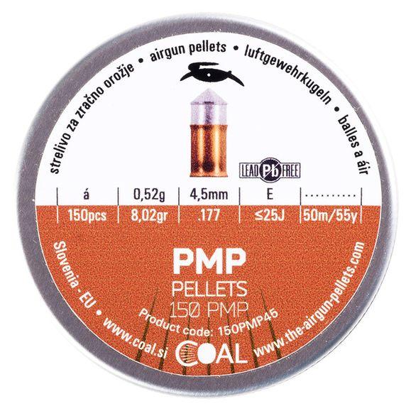 Pellets PMP 150 cal. 4,5 mm 150 pcs
