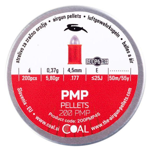 Pellets PMP 200 cal. 4,5 mm 200 pcs