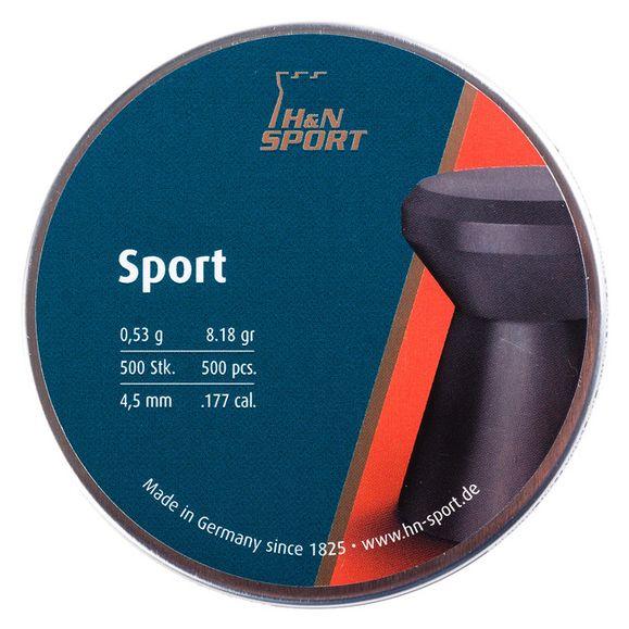 Pellets Sport cal. 4,5 mm 500 pcs