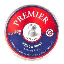 Pellets Crosman Premier Hollow Point, 500 pcs, cal. 4,5 mm (.177)
