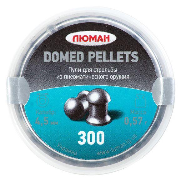 Pellets Domed kal. 4,5 mm 0,57 g (300 pcs)