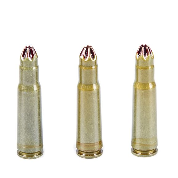 Expansion ammunition 7,62x39 Blank