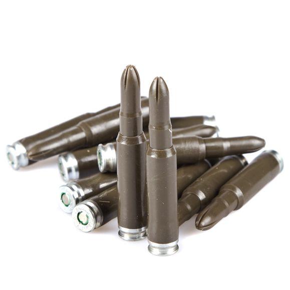 Expansion Ammunition 7,62 51 Blank plastic - AFG-defense eu - army